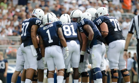 Penn State vs Ohio Football (Photo: Dave Cole)