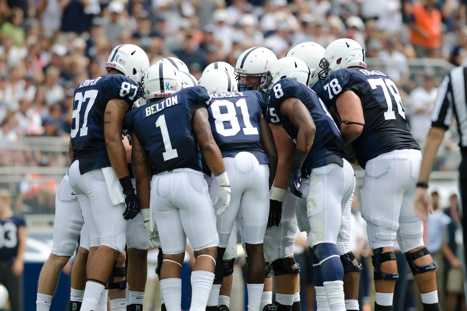 Penn State vs Ohio Football (Photo: Dave Cole)