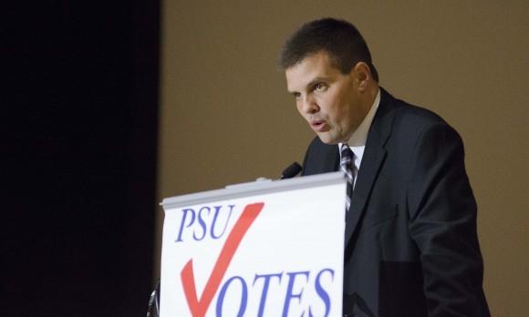 Jay Paterno PSU Votes