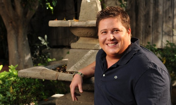 Chaz Bono At Home
