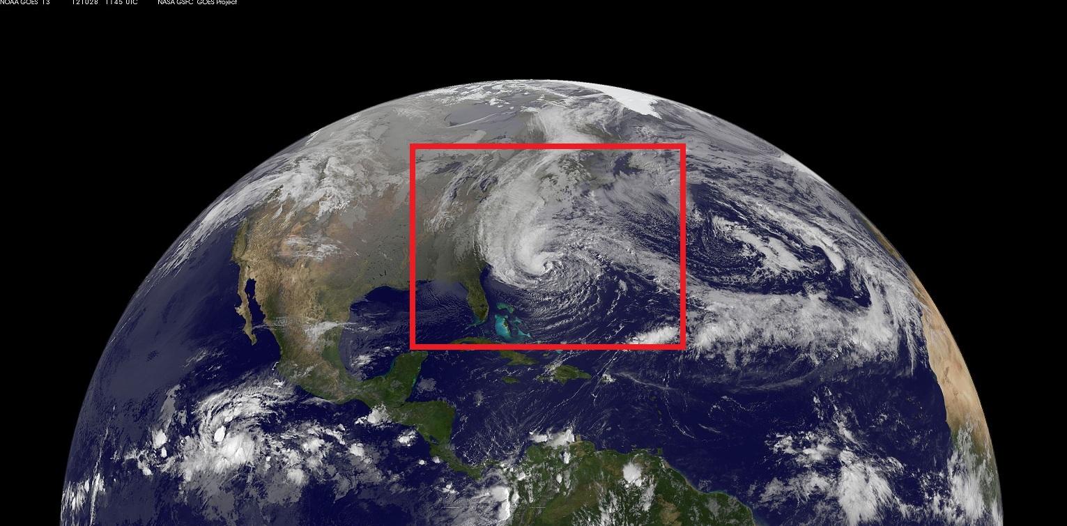 hurricane sandy