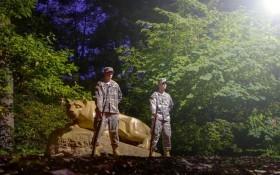 lion shrine