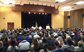 Sara Ganim Speaks at PSU foster conference