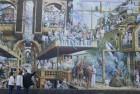 Heister Street Mural michael pilato