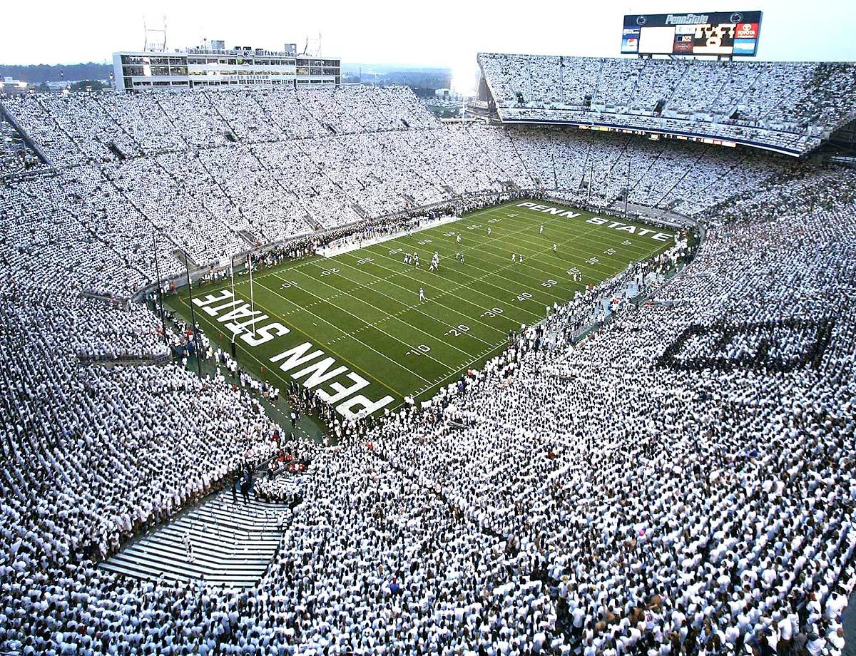Notre Dame Whiteout