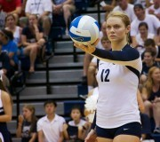 Volleyball Beats Ohio State