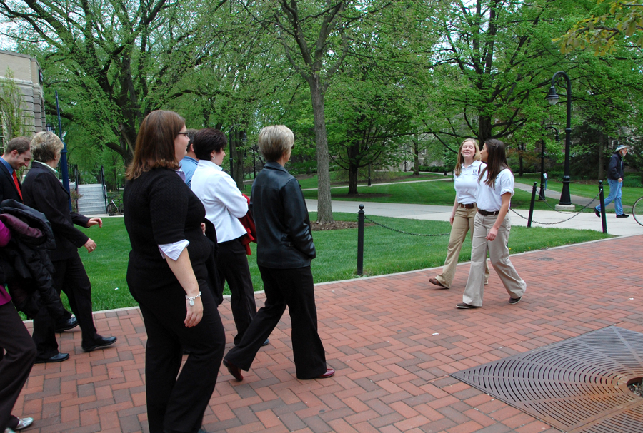 Penn State Tours For Prospective Students