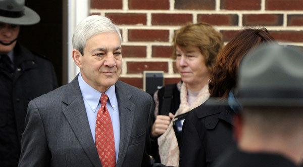 Penn State sex scandal
