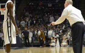 Basketball vs. Navy