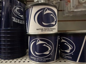 Penn State nuts
