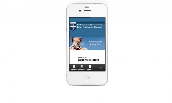 IFC frat app