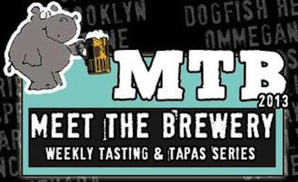 z bar meet the brewer 2013