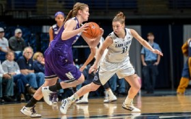 womens basketball maggie lucas - taken by mark selders