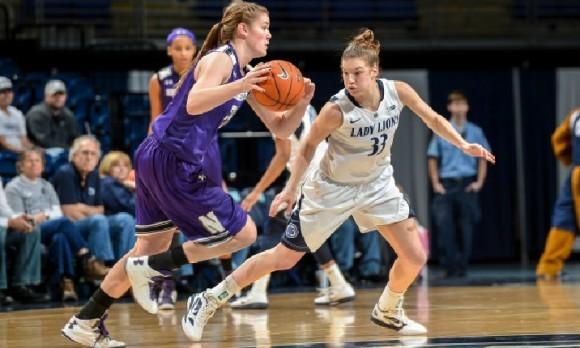 womens basketball maggie lucas - taken by mark selders