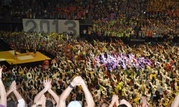 THON 2013 Twitter Story