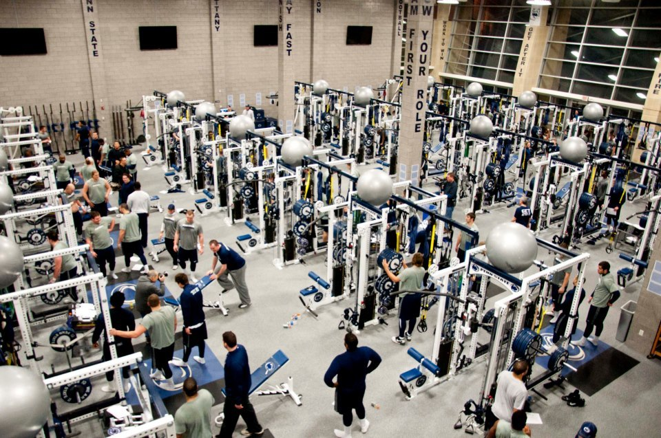 Weight Room Photo