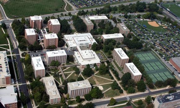 East Halls, Penn State University Park