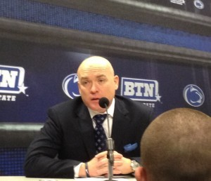 """""That is Penn State Basketball baby. Get a good picture of it, because that's how it's gonna be."""