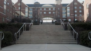 Routes for the addicted onward state for Terrace jogging track
