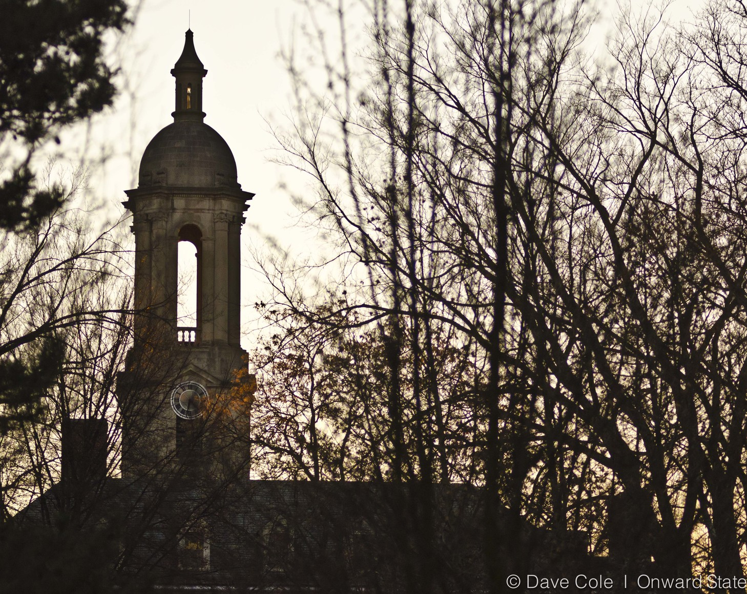 Old Main Fall 2012