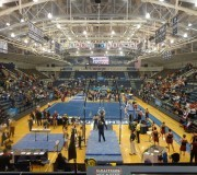 Gymnastics NCAAs