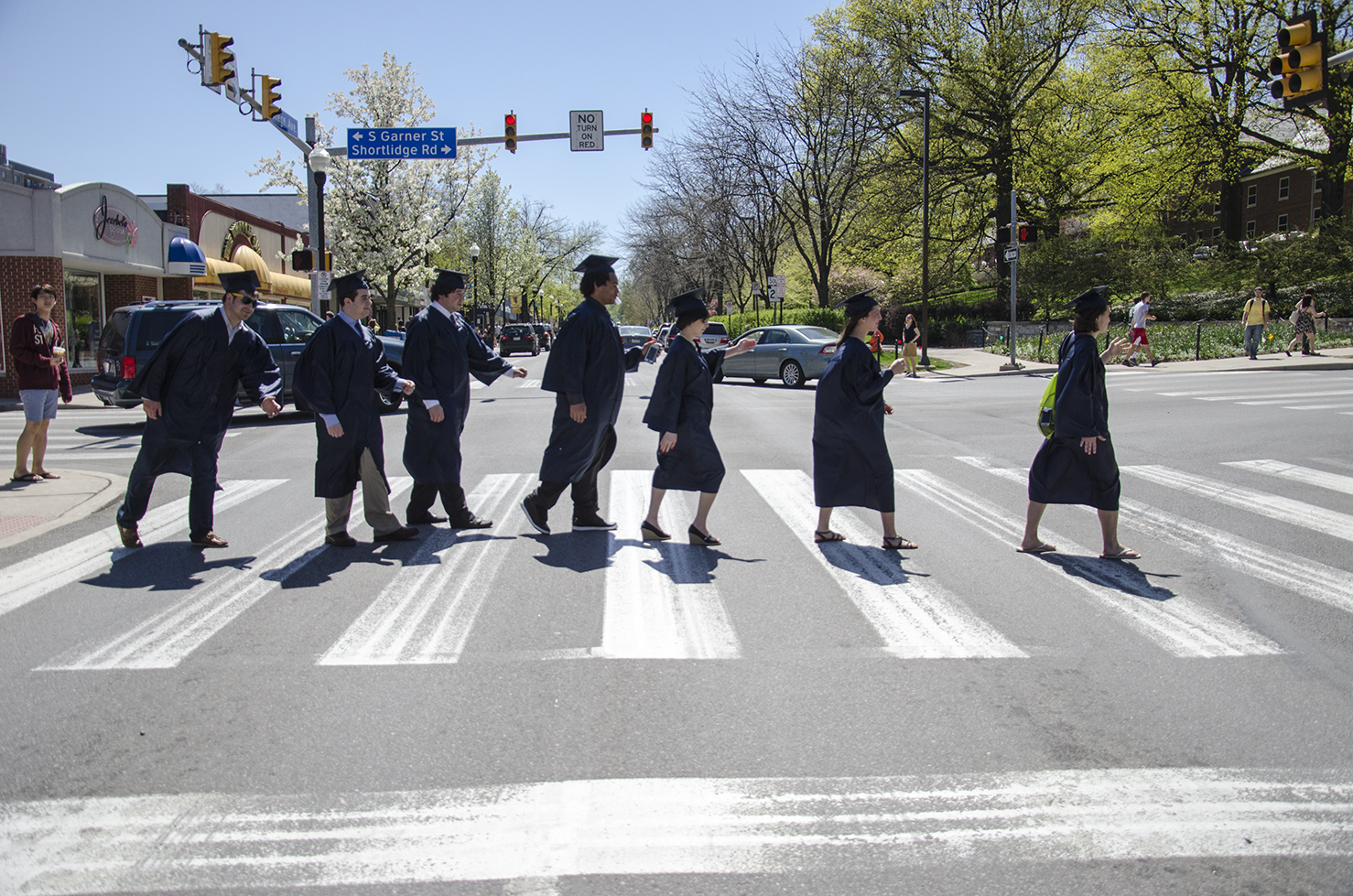Grad abbey road