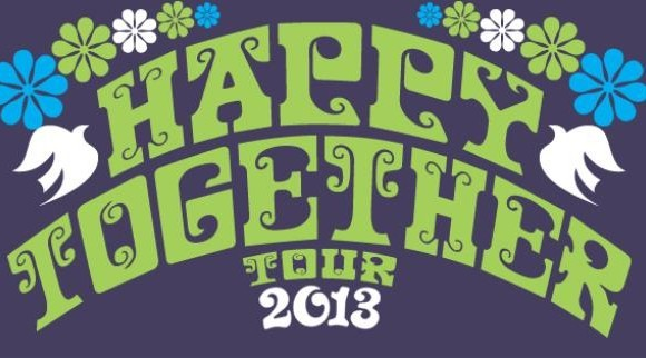Happy Together Tour 2013