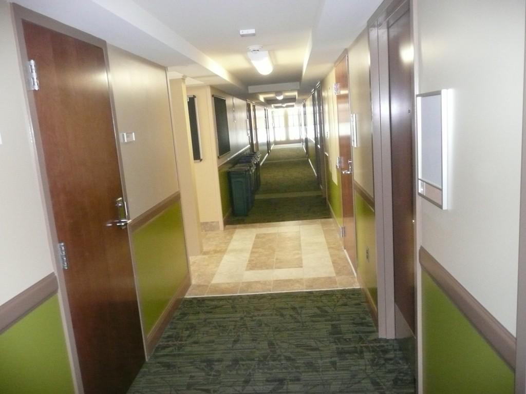 New Residence Halls Sorority Suites Set Standard For