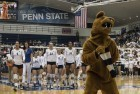 Women's Volleyball vs. Michigan State 2