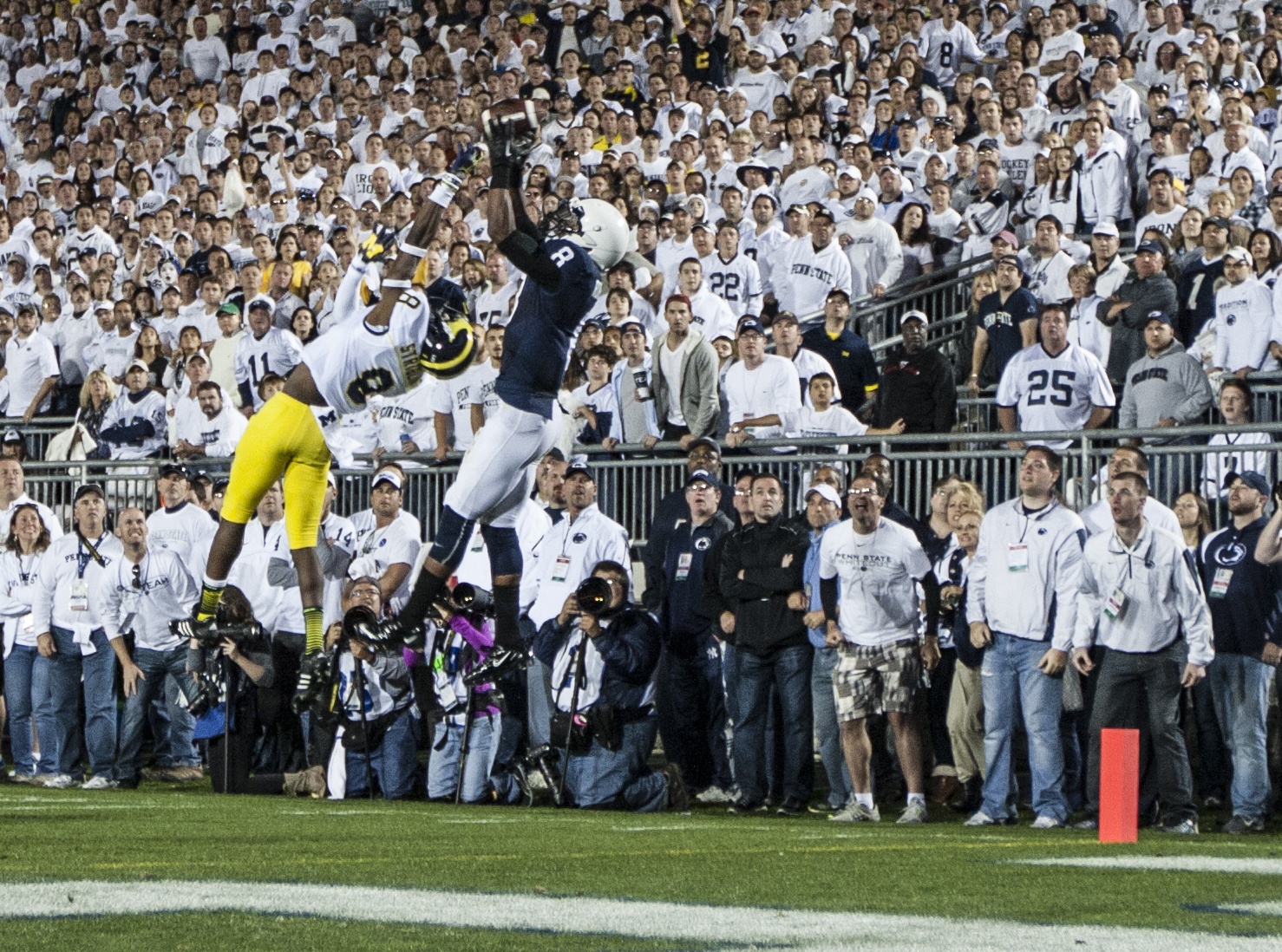 Allen Robinson Michigan