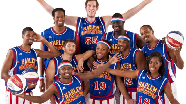 Harlem Globetrotters Return To The Bryce Jordan Center ...