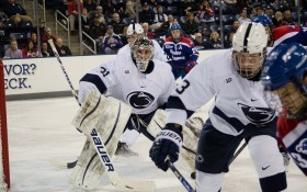 by mitchell wilston. vs umass-lowell 11/14/13