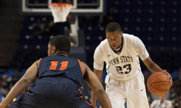Tim Frazier against Bucknell