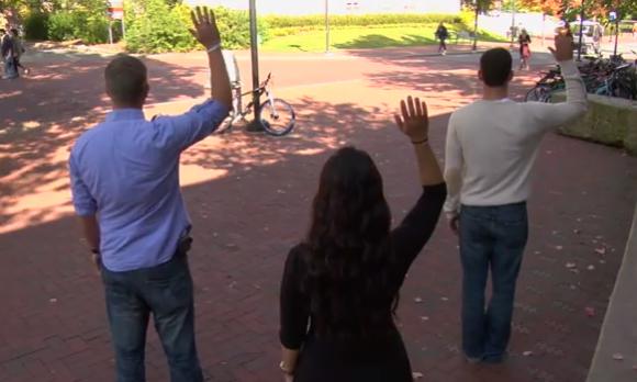 Penn State survey video