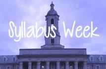 Syllabus Week