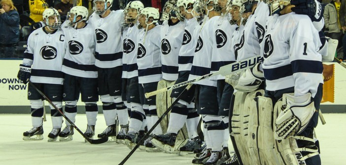 men's hockey bridget sanelli
