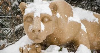 Snowy Lion Shrine
