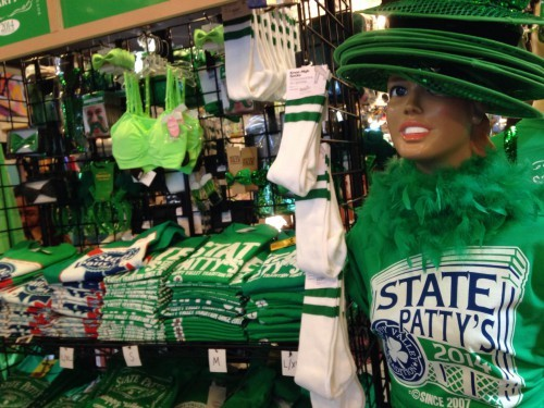 The Rise And Fall Of State Patty's Day