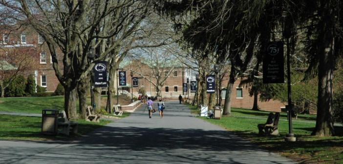 psu-schuylkill-campus-mall-walk