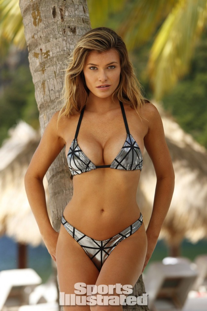 Meet Samantha Hoopes Penn Stater And Si Swimsuit Model