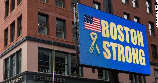 on April 14, 2014 in Boston, Massachusetts.