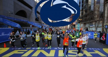 PSU Boston Marathon edit