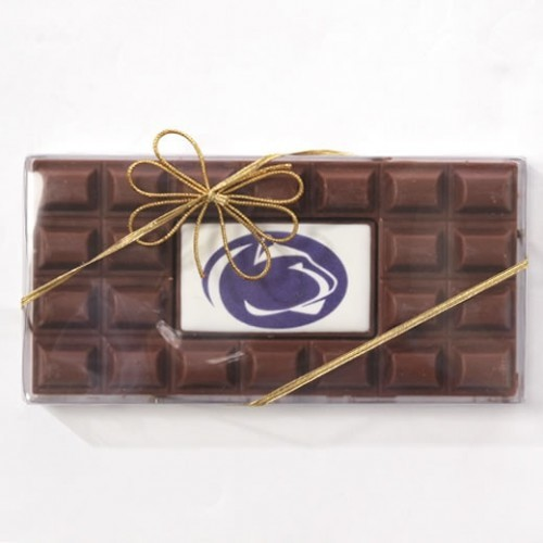 PSU_Logo_Chocolate_Bar_in_Pieces_grande