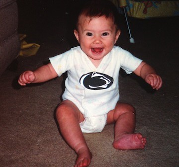 Penn State baby