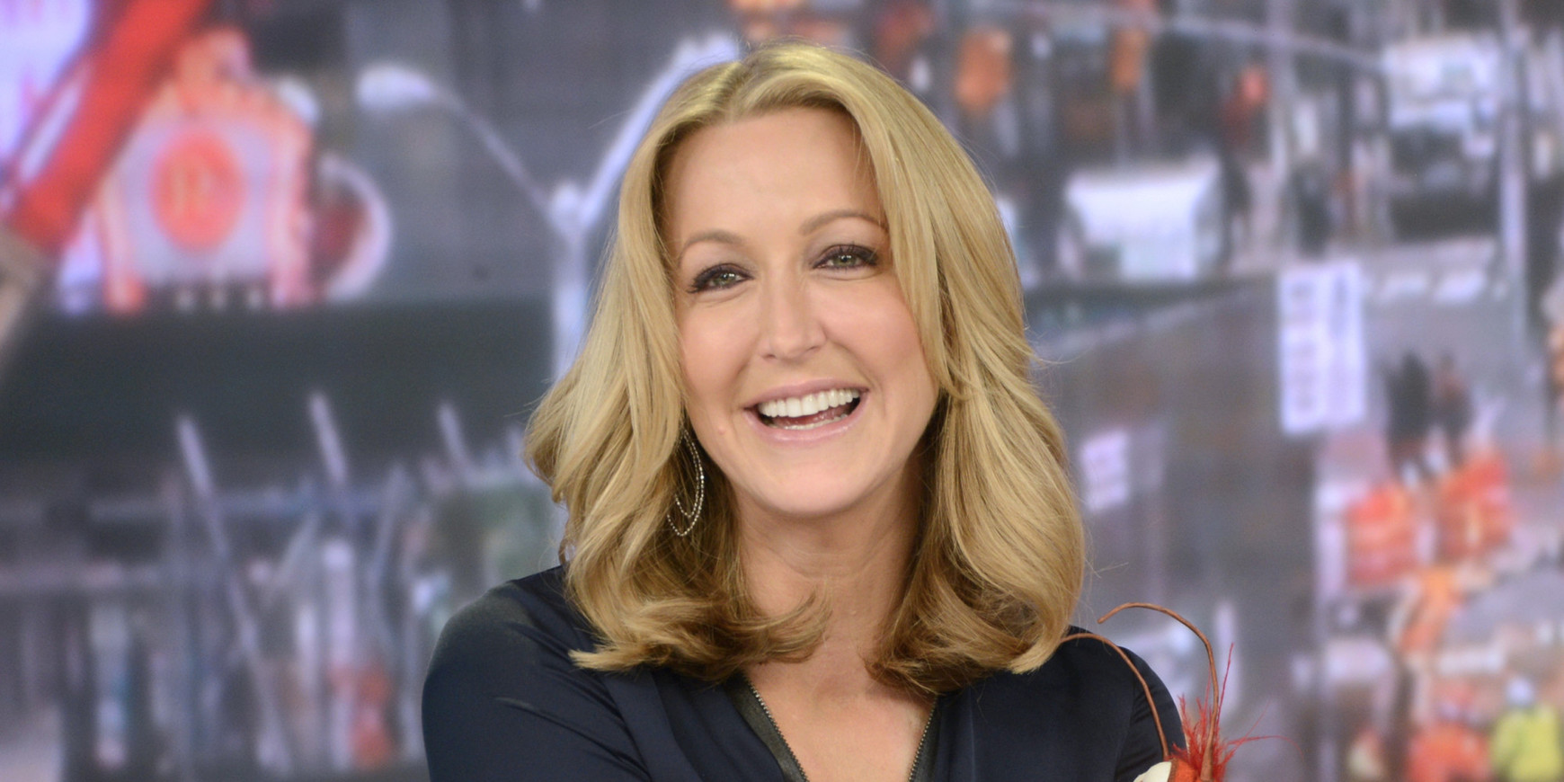 lara spencer named 2014 homecoming grand marshall onward state
