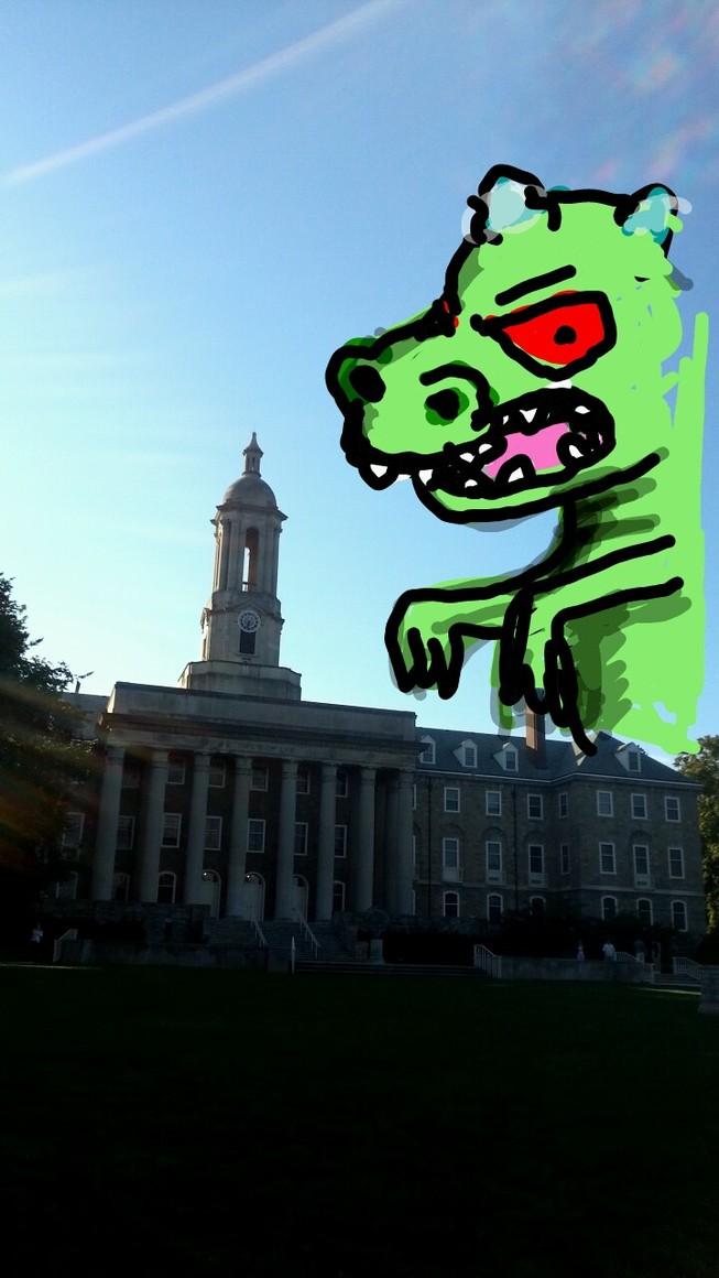 Penn state snapchat