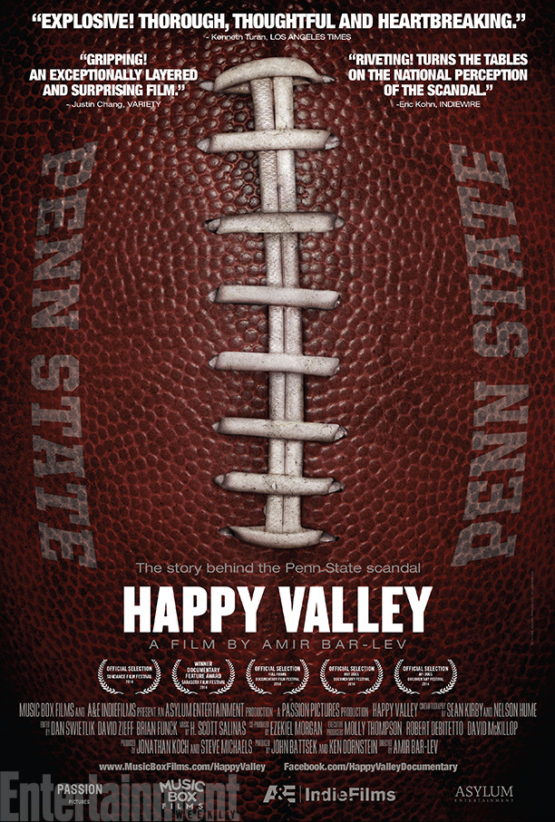Watch the Official 'Happy Valley' Documentary Trailer