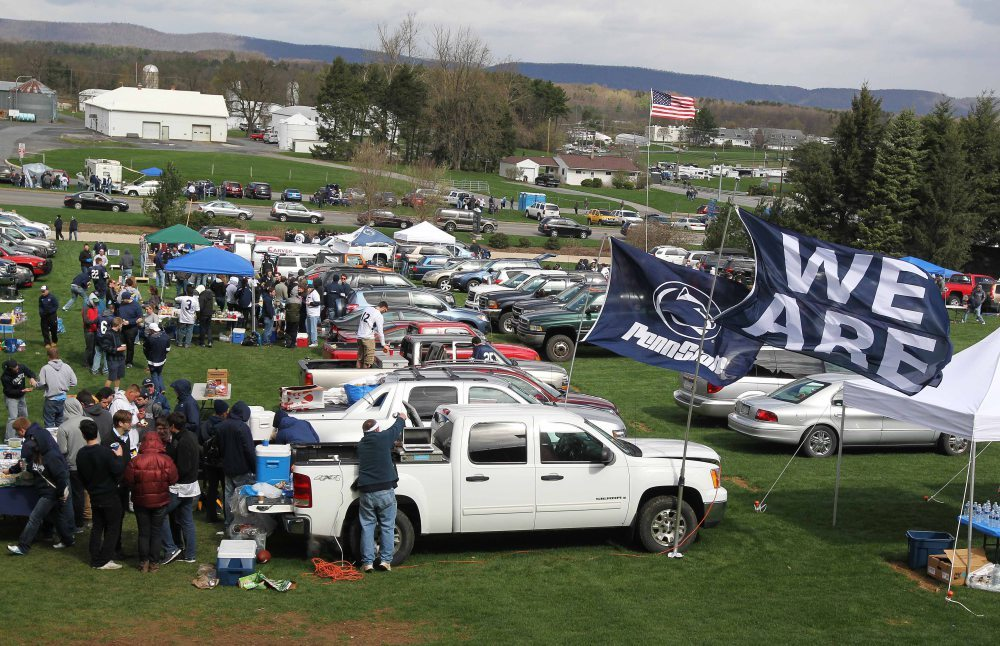 Freshman 101: Your Guide To Blue-White Weekend