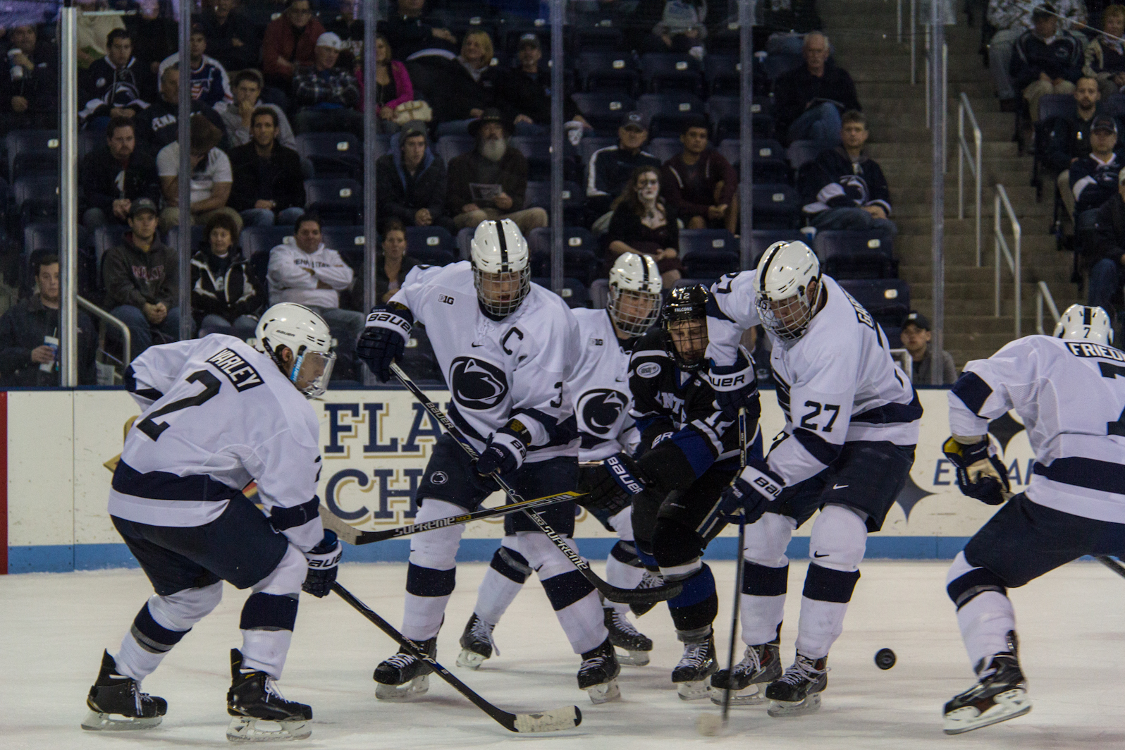 PSU Hockey vs. Bentley -17