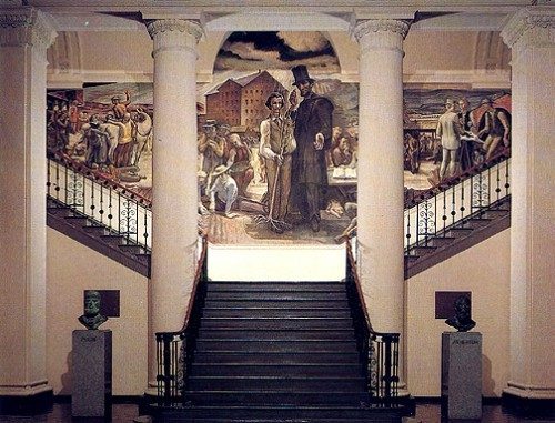 Old-Main-fresco